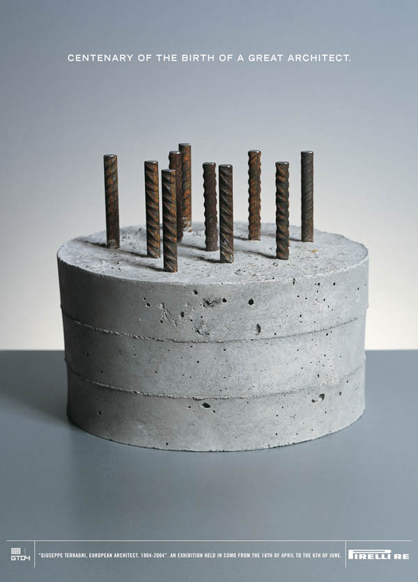 Passion in creative advertising blog archive cake for Ad architects